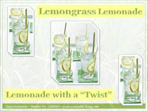 Lemongrass Lemonade