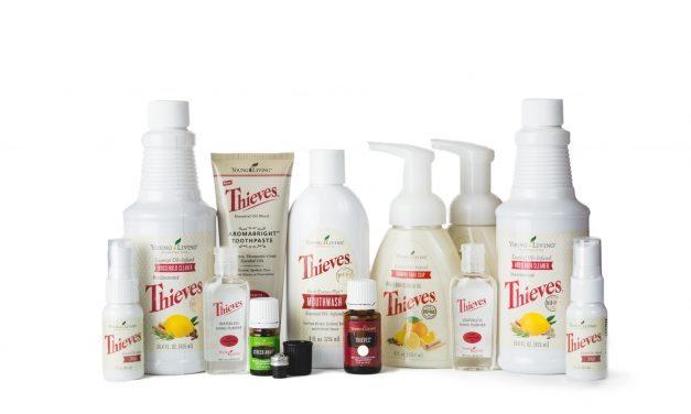 Thieves Premium Starter Kit Scentsable Living