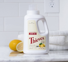 Thieves Laundry Soap Scentsable Living