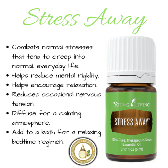 Stress Away EO