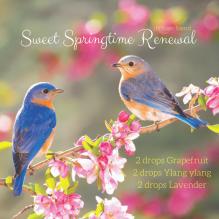 Sweet Springtime Renewal