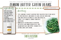 Lemon-Butter-Green-Beans