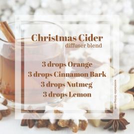 13. Christmas Cider