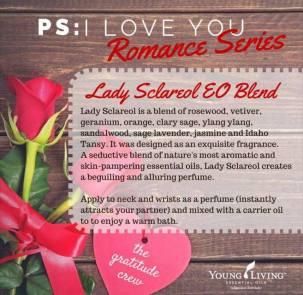 Lady Scleraol EO Blend