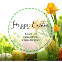 Easter Diffuser Blends Scentsable Living