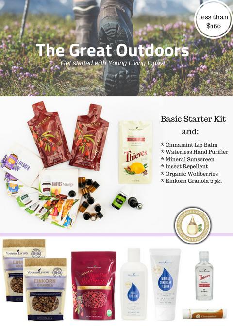 The Outdoor Man Basic Kit (5)