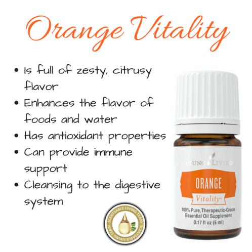 Orange Vitality 2