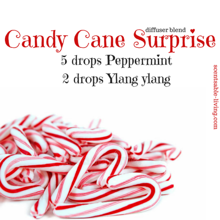 16. Candy Cane Suprise