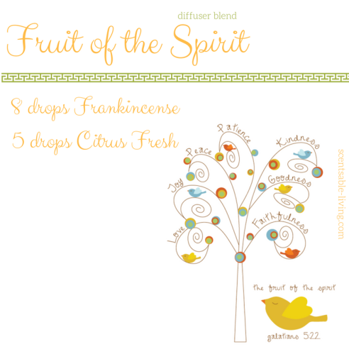 8. Fruit of the Spirit