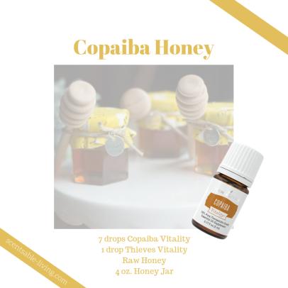 Copaiba Honey