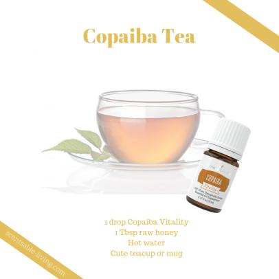 Copaiba Tea