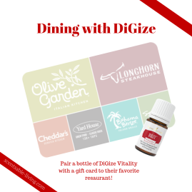 Dining with DiGize