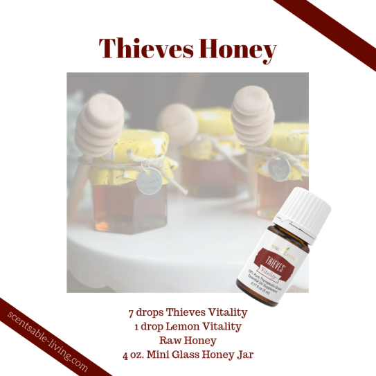 Thieves Honey